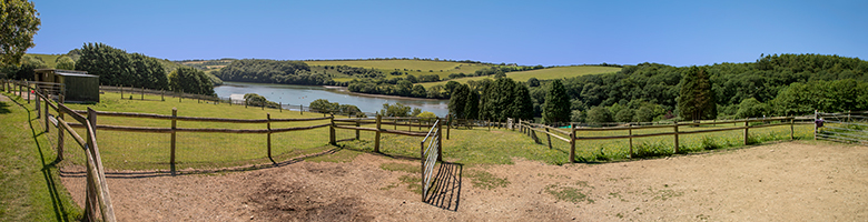 View from the Paddock to the Estuary