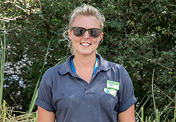 Grace, Animal Care Assistant