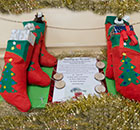 Christmas Stockings for the Seals
