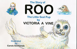 The Story of Roo, the Little Seal Pup book
